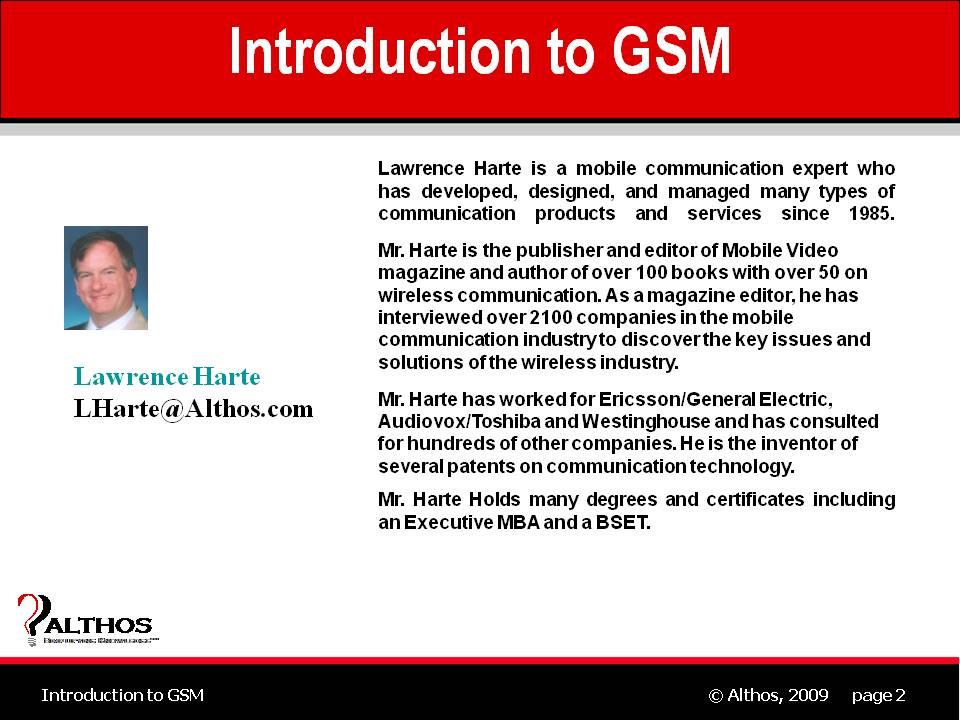 GSM Expert