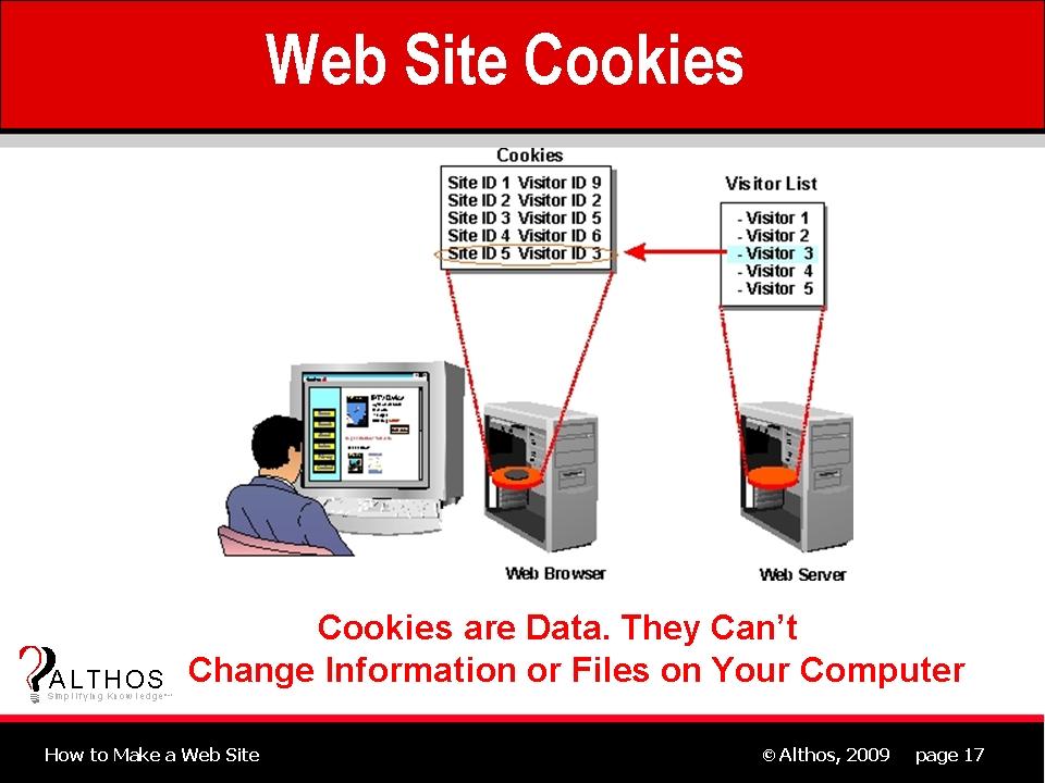 Web Site Cookies